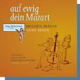 Auf ewig dein Mozart CD-Cover