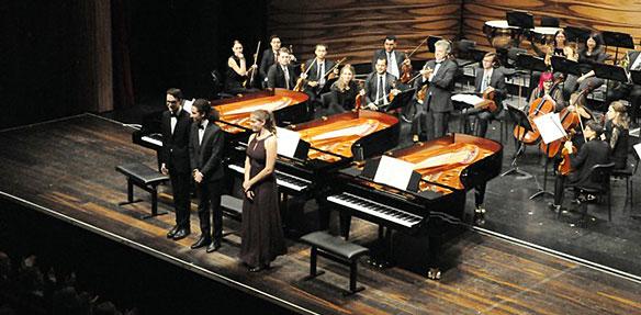Junge Philharmonie im MuTh - Zyklus Mozart in my hands