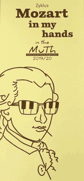 Mozart in my hands IV Flyer