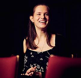 Sophie Druml, Klavier