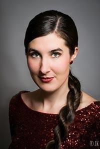 Viktoria Schwindsackl, Sängerin, Mitglied der Wiener Staatsoper